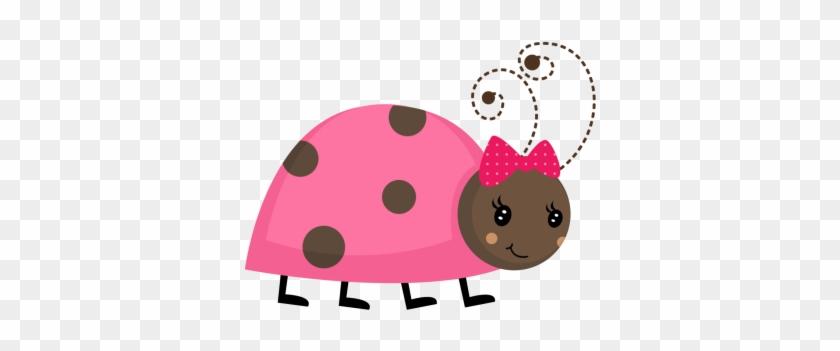 Ladybug Clipart Face - Pink Ladybug Clip Art #836251