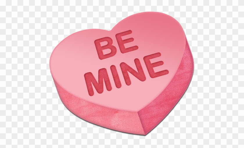 Valentine Candy Clipart Valentines Day Be Mine Free Transparent