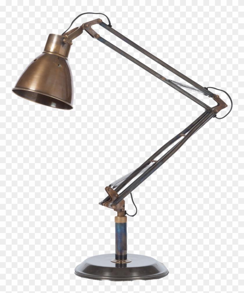 Antique Bronze Desk Lamp - Desk Lamp Antique Png #837354