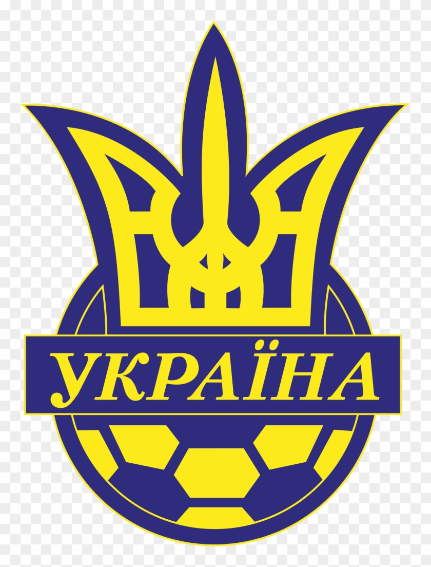 soccer crest template ukraine national football team logo free