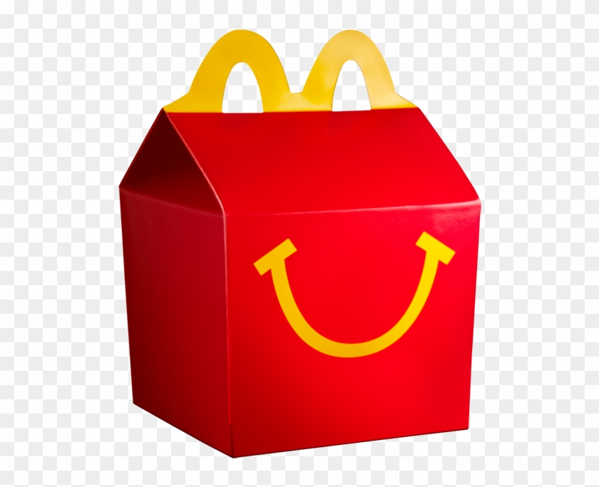 Mcdonald's® Canada Fosters Appetite For Reading With - Happy Meal With Toy #837540