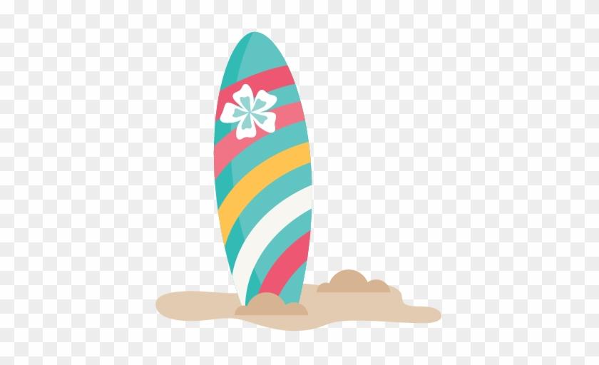 Surfboard Beach Surf Board Clipart - Surf Board Clip Art #837633