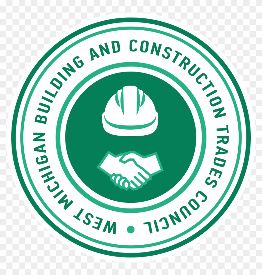 West Michigan Build And Trades Council Logo - Construction #837698