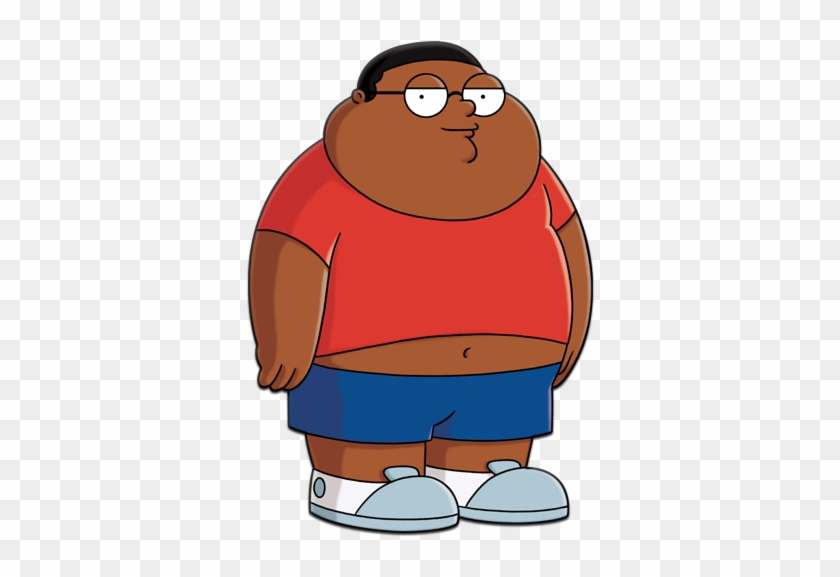 The Cleveland Show Fat Black Cartoon Characters Free Transparent
