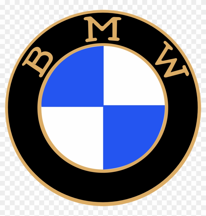 History, Meaning - Bmw Logo 1916 - Free Transparent PNG