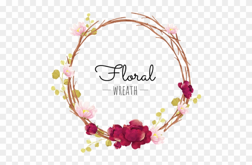 Corona De Flores Gratis Png Y Vector