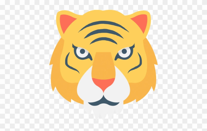 Best Golf Tips - Tiger Animal Icon Png #839793