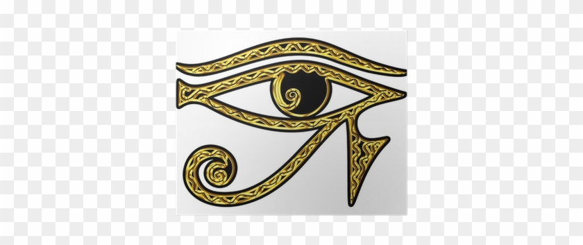 Poster Occhio Di Horus - Eye Of Horus - Free Transparent PNG