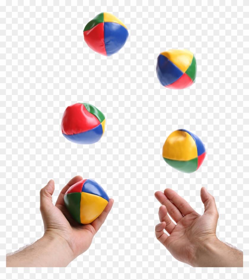 Juggling Clipart Clothes - Juggling Balls #841043