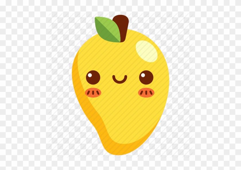 Cute fruits cartoon