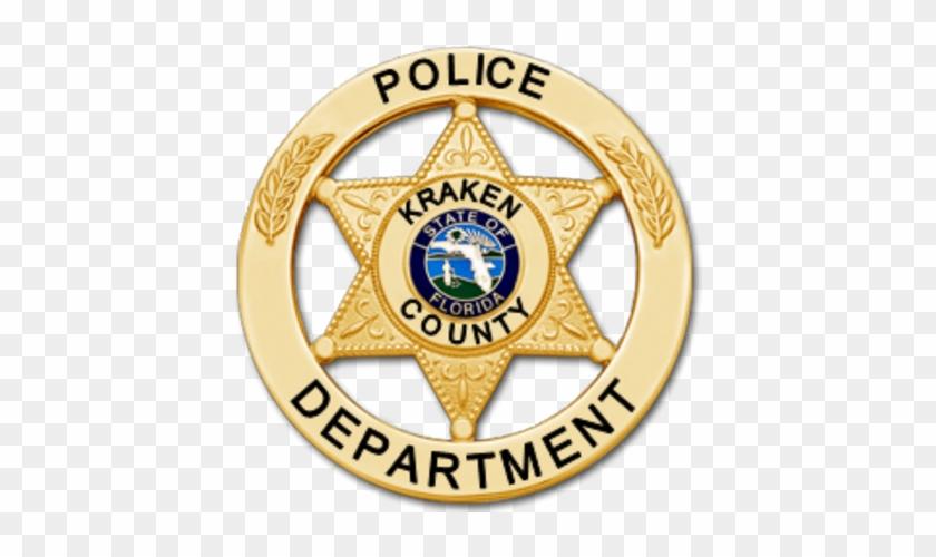 Roblox Police Badge Copy Kraken County Texas Private