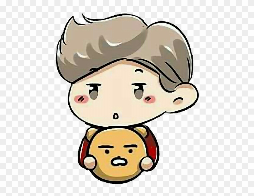 185 1856091 k pop bts rap monster nanjoon chibi bts chibi wallpaper namjoon