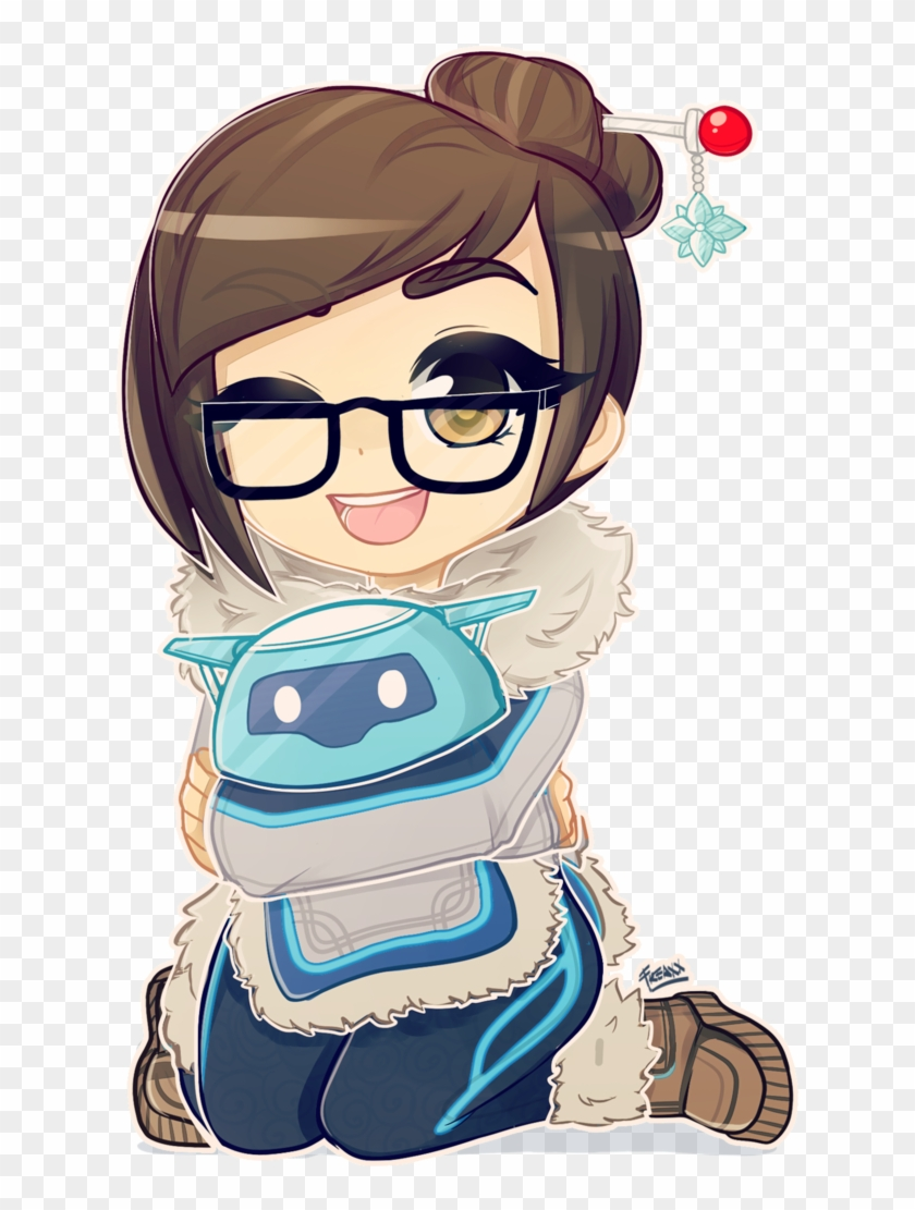 Images About Mangas On Pinterest Overwatch Mei