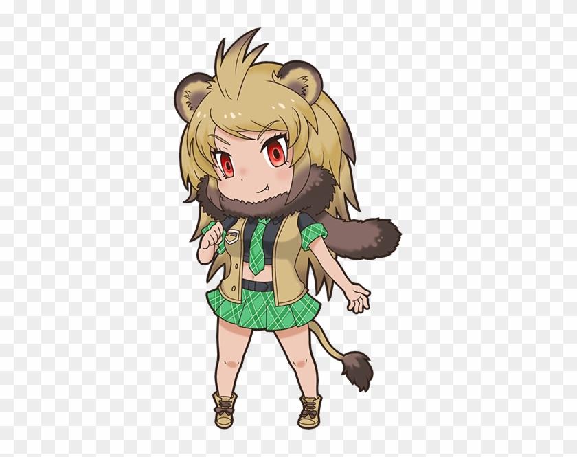 Kemono Friends Cape Lion #842756