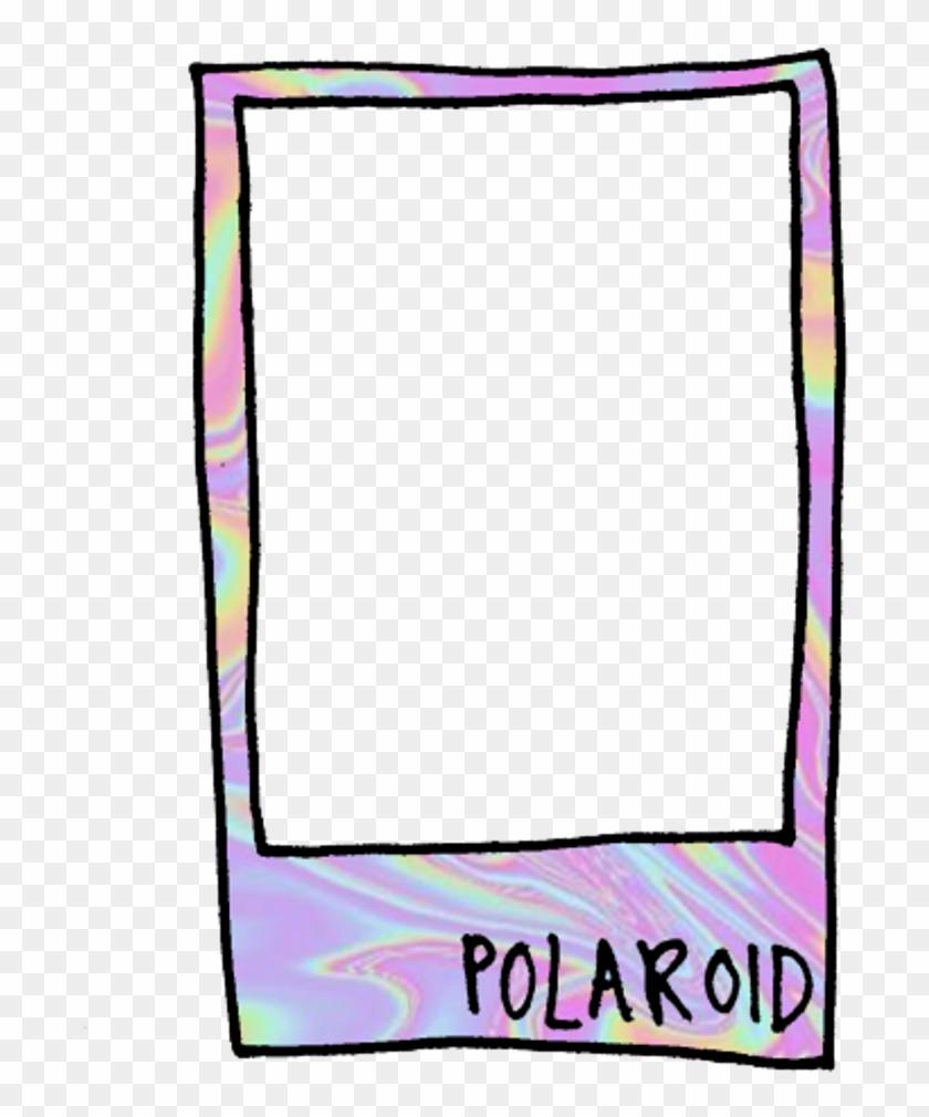 Tumblr Polaroid Tumblrpolaroid Tumblr Polaroidfreetoe - Polaroid Frame Tumblr Png #843452