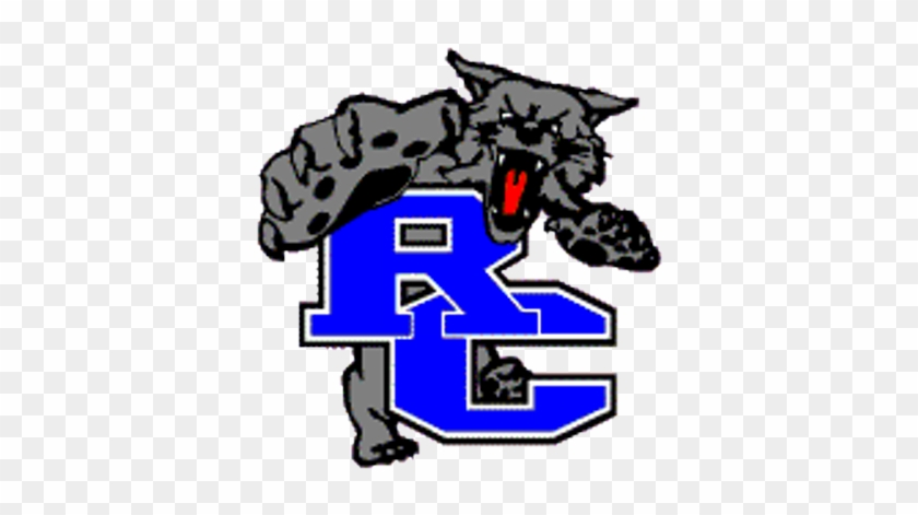Rchs Wildcat Footbal - Rockbridge County High School Logo #844153
