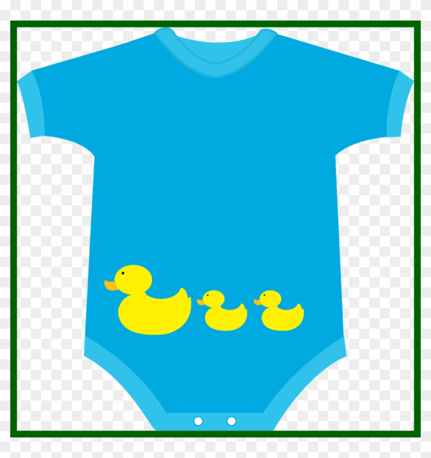 Shocking Minus Say Hello Baby Boy Babies Clip Art And - Baby Onesies Clipart #845007