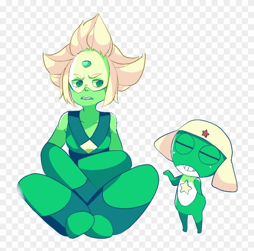 Cute Green Alien Cuties By Kaeseo - Cute Anime Alien #845011