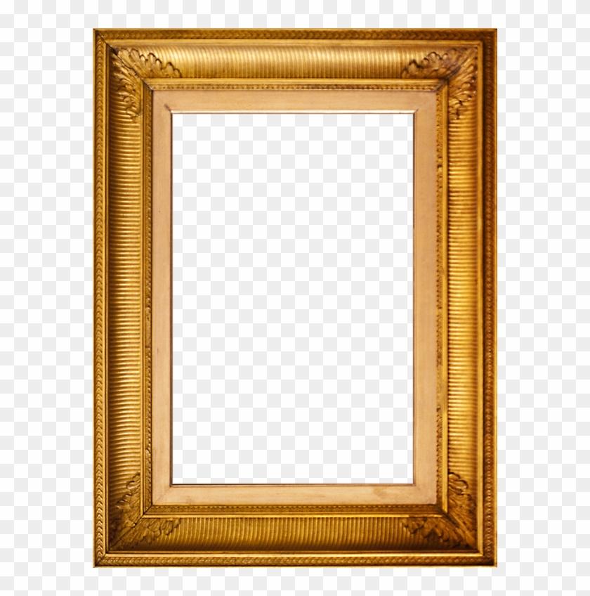 Presentation Photo Frames - Antique Gold Leaf Frame - Free ...