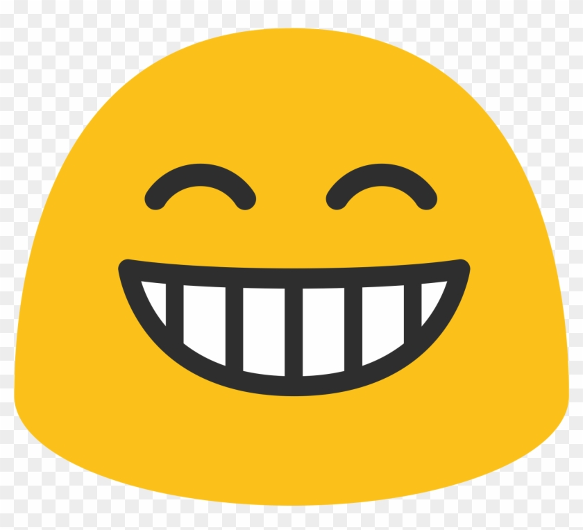 <div>this Is Controversial Because Someone Might Text - Grinning Face With Smiling Eyes #845137