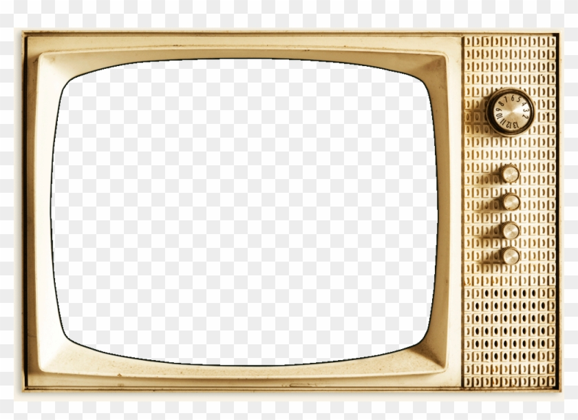 Tv Frame Png Old Tv Free Transparent Png Clipart Images Download
