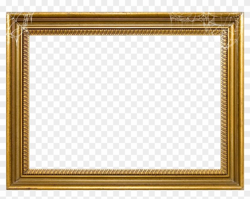 Vintage Gold Frame Transparent - Free Transparent PNG Clipart Images ...