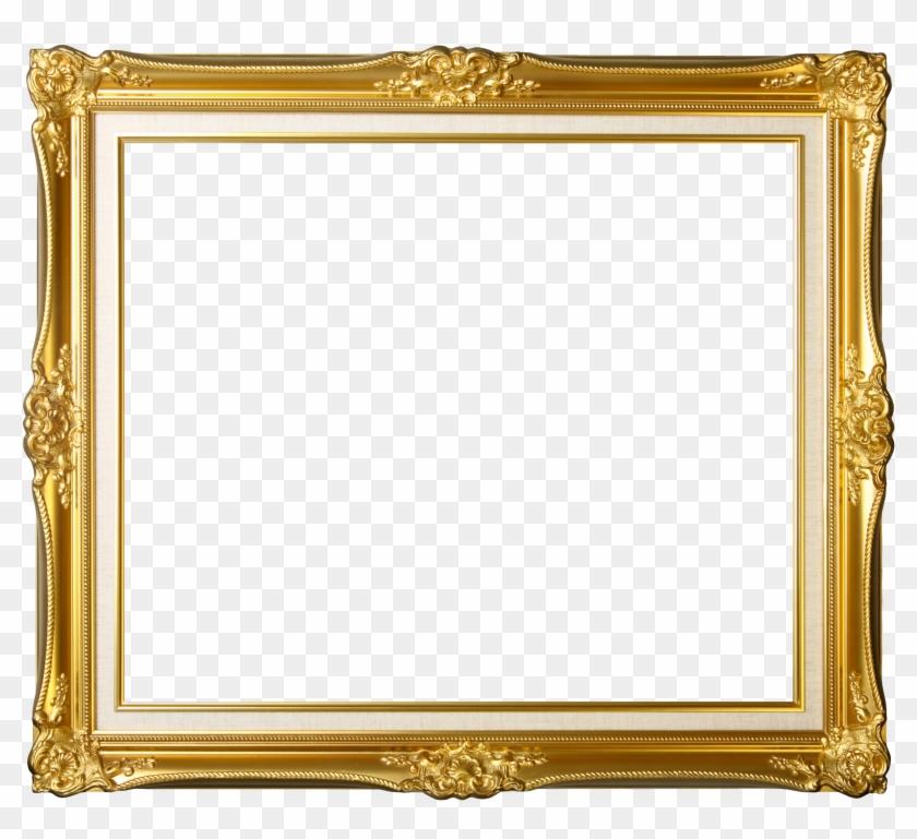 Transparent Gold Frame Png - Free Transparent PNG Clipart Images ...