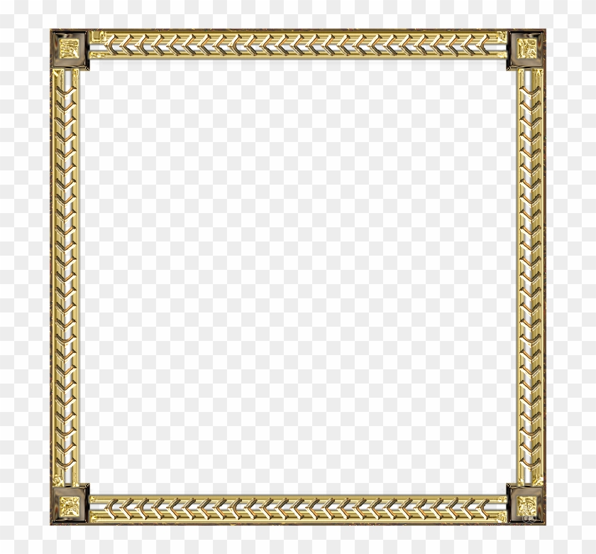 Yellow Frame Png - Fancy Photo Frames Png - Free Transparent PNG ...