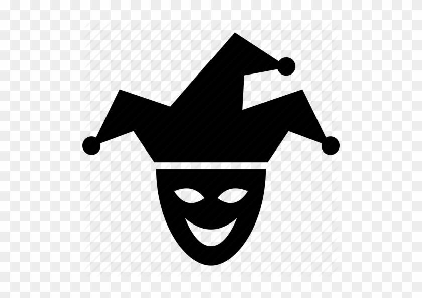 jester or joker cartoon illustration stock photo black and white