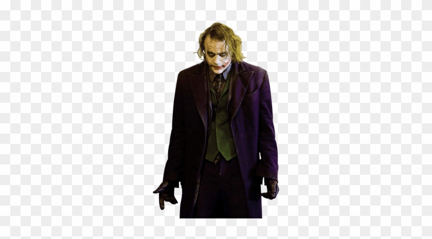 Batman Joker - Dark Knight Joker Png #845871