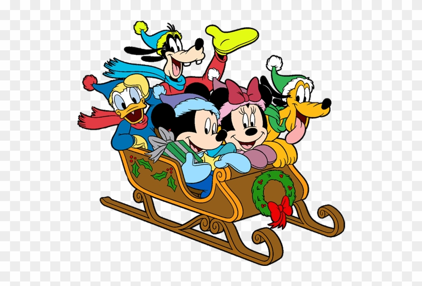 mickey mouse and friends clipart disney christmas sing along 10 songs