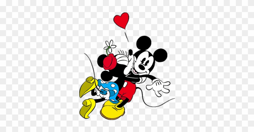 Mickey And Friends Wallpaper Entitled Vintage Mickey - Minnie And Mickey Vintage #845995