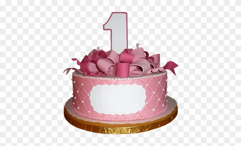 1st Birthday Cake Designs Free Transparent Png Clipart Images Download