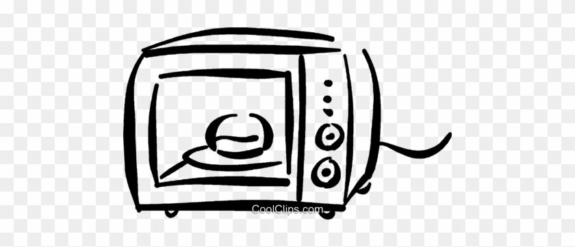 Office Clipart Microwave - Microwave Oven Clipart Png #846471