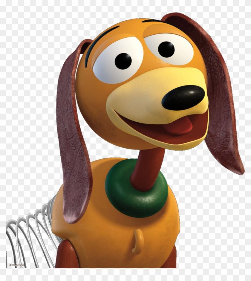 Slinky Dog Buzz Lightyear Sheriff Woody Mr - Slinky Dog Toy Story #846541