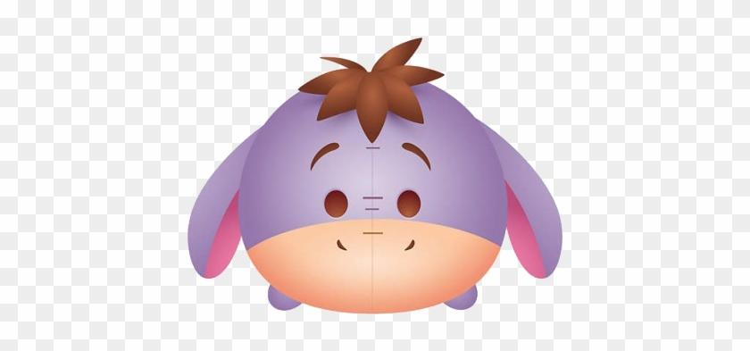 Cute Eeyore Tsum Tsum Free Transparent Png Clipart Images