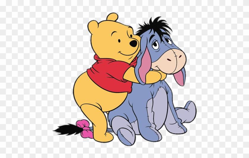 Download - Winnie The Pooh And Eeyore #847358
