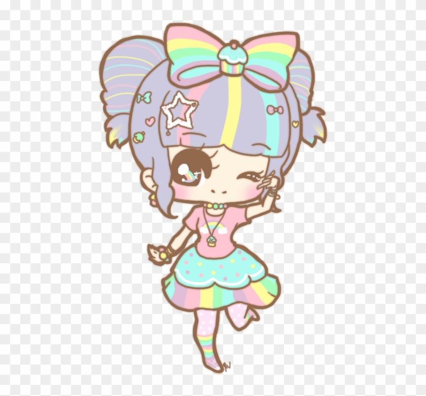 Unicorn Kawaii Chibi Girl Drawings Www Sham Store