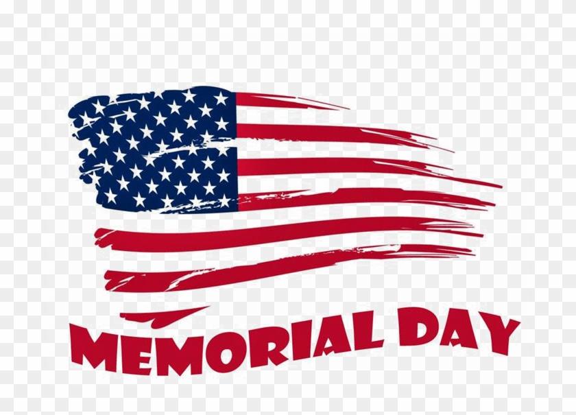 Memorial Day Free Images - Memorial Day 2018 Clip Art #847837