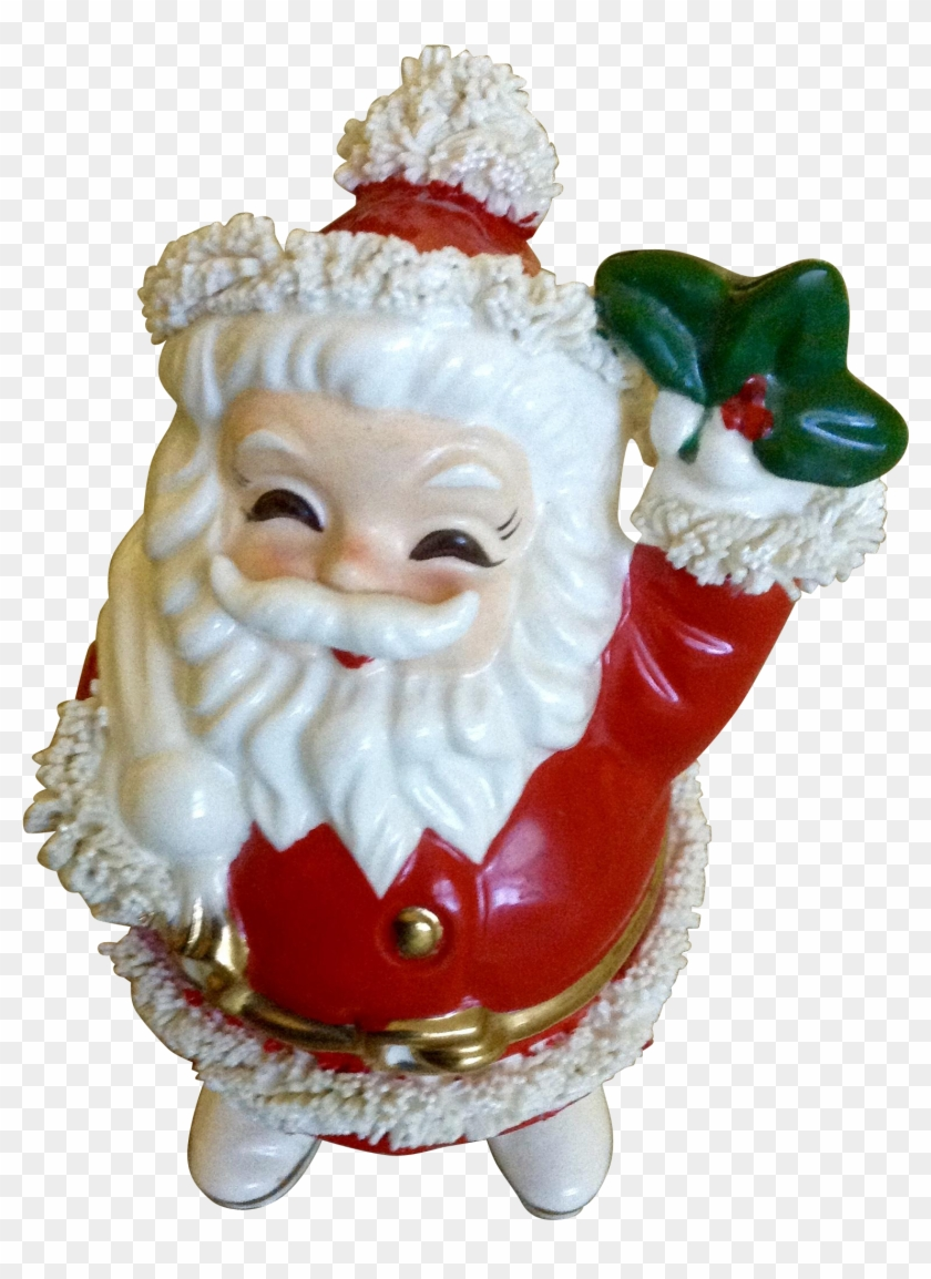 Coloring Pages Decorative Vintage Santa Claus 27 2348 - Ceramic ...