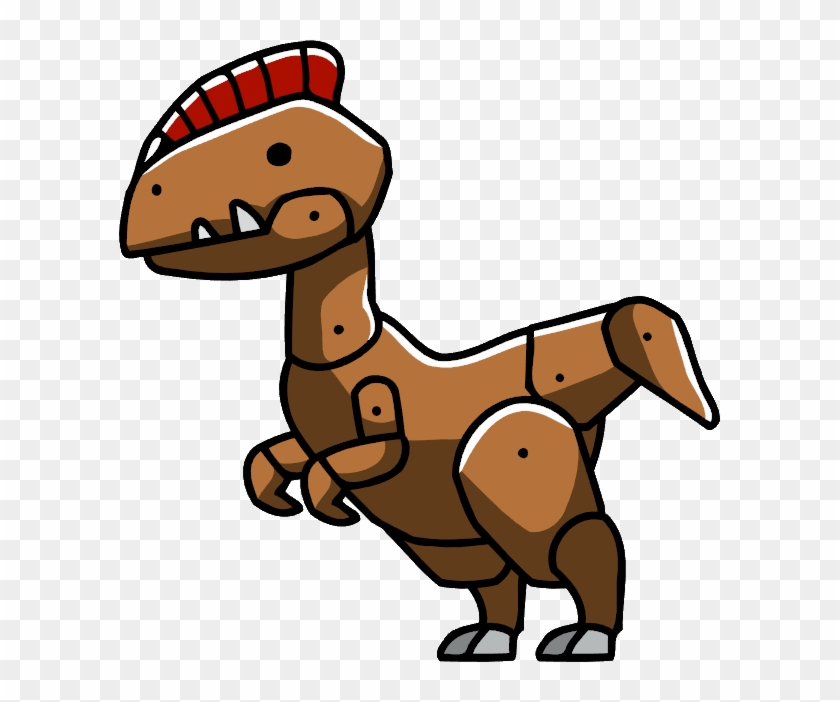 Dinosaur - Scribblenauts Jurassic Park #848952