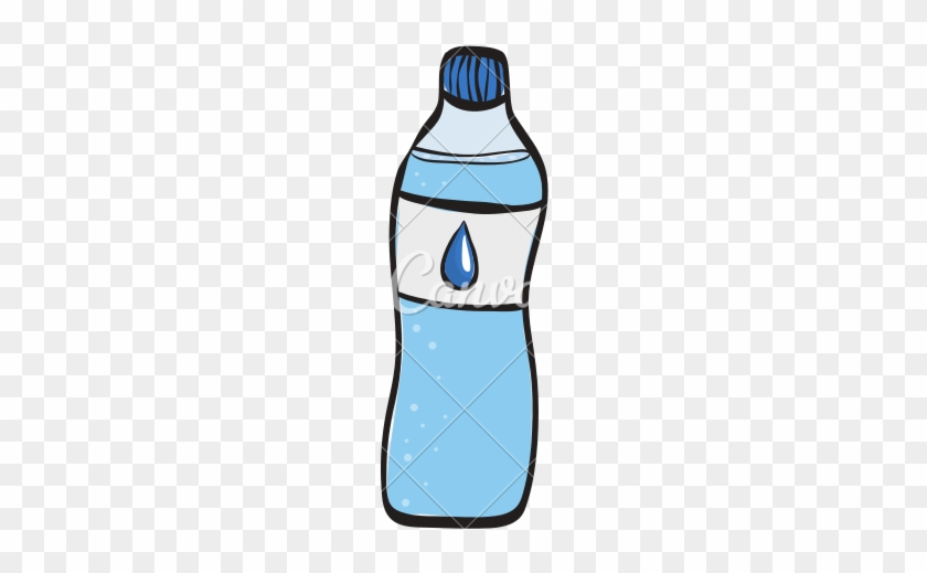 Water Bottle Drawing At Getdrawings Water Bottle Drawing Free Transparent Png Clipart Images Download
