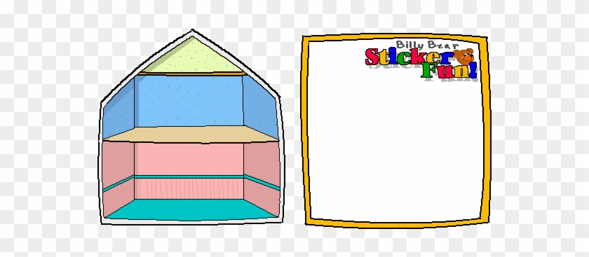 Furnish Your Own Doll House By Clicking On A Sticker - Furnish Your Own Doll House By Clicking On A Sticker #849958