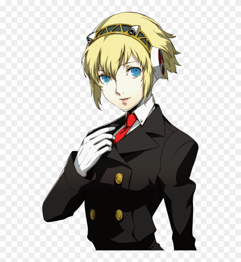 Posted Image - Aigis Persona 4 Arena - Free Transparent PNG