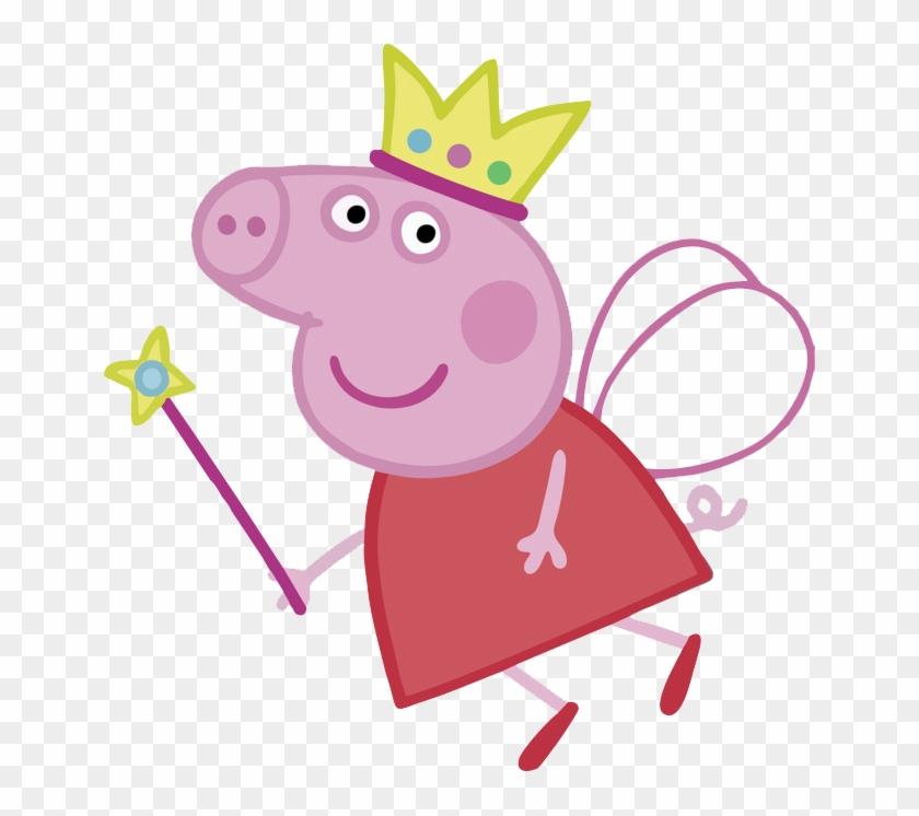 18,可使用adobe - Peppa Pig Clip Art #851357