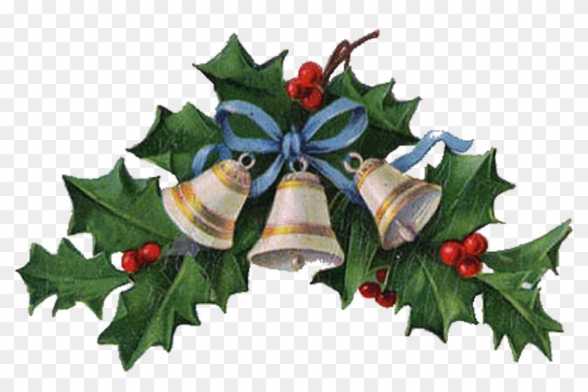 Christmas & Other Bells - Christmas Bells Clip Art #851425