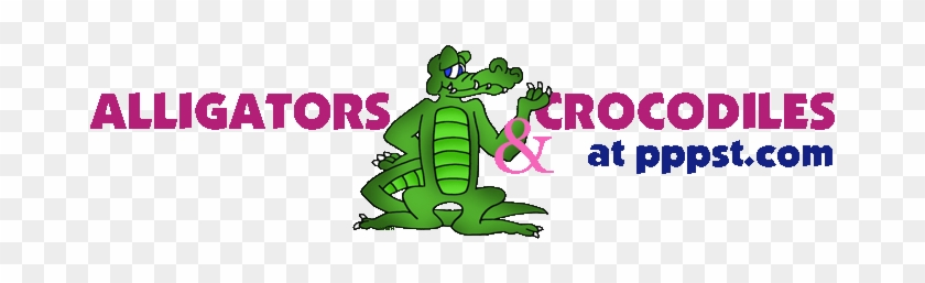 Alligators & Crocodiles Illustration - Alligators & Crocodiles Illustration #851533