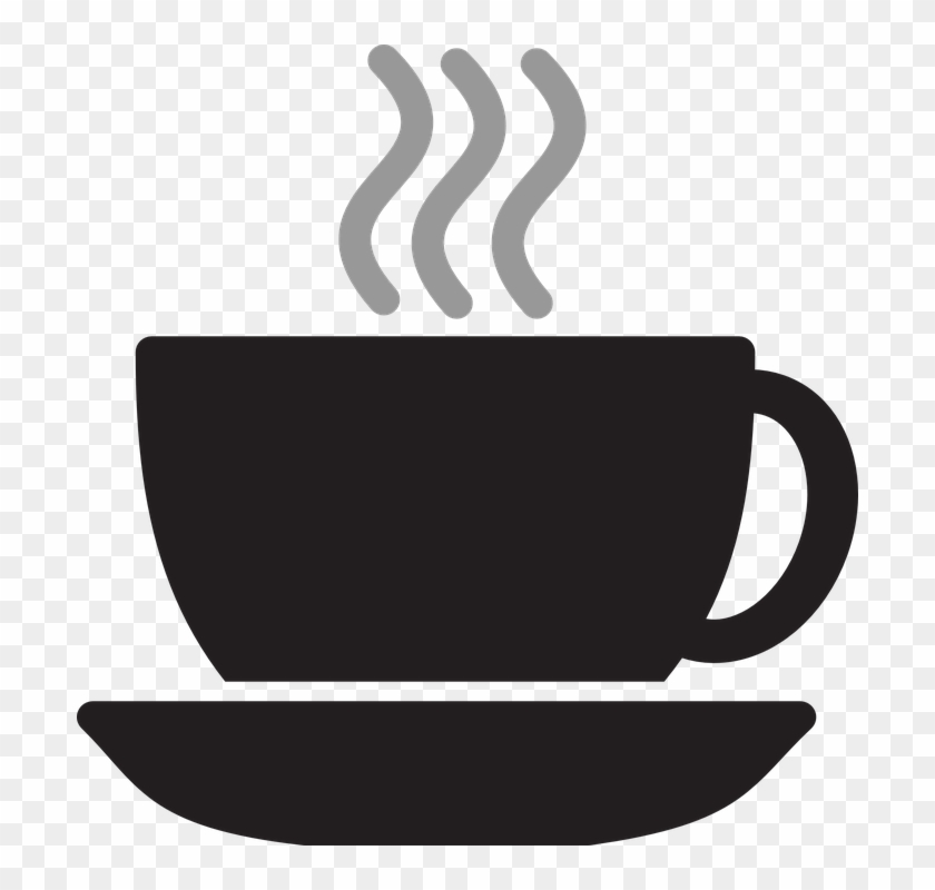 Bowl Clipart Steam - Coffee Cup Clip Art Png #851710