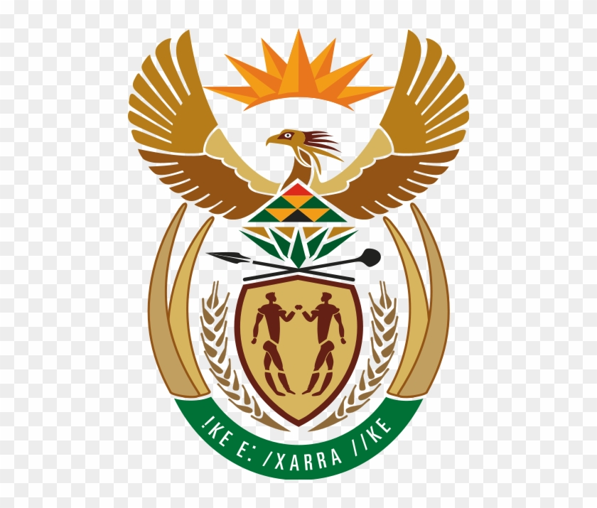 I've Personally Always Liked The New Coat Of Arms - South African National Coat Of Arms #851775