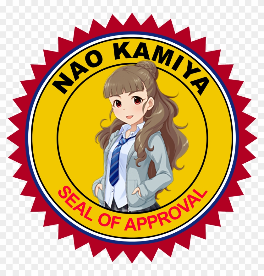 Seal Of Approval Nao Kamiya By Jigaraphale